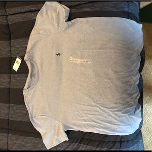 Polo crew neck t-shirt